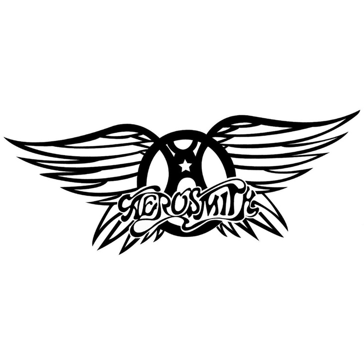 First appearing on Aerosmith's 1974 album 'Wings', this motif has lasted a lot longer than the man who designed it, original guitarist Ray Tabano, who had actually already left the band by the time 'Wings' came out.
