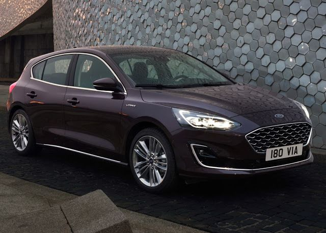 2019 Ford Focus Vignale 2019 Ford Ford Focus Ford