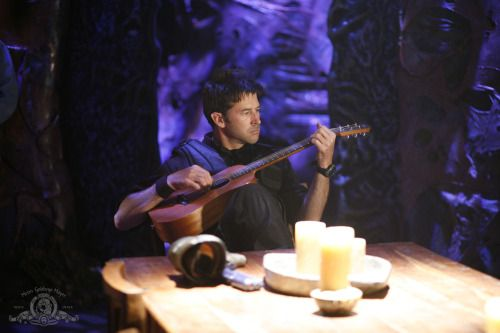 Shooting Stargate: Atlantis