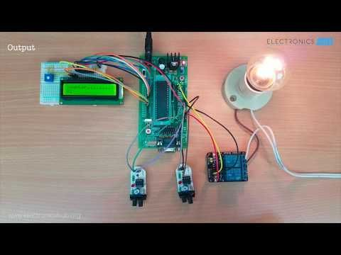 15 best arduino images on pinterest diy electronics arduino automatic room lighting system using microcontroller solutioingenieria Gallery