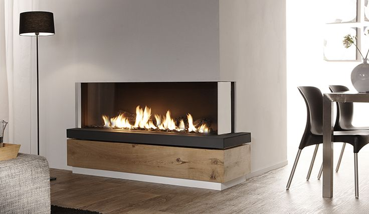 Love The Colours A Frameless Linear Right Or Left Corner Direct Vent Gas Fireplace The Bidore
