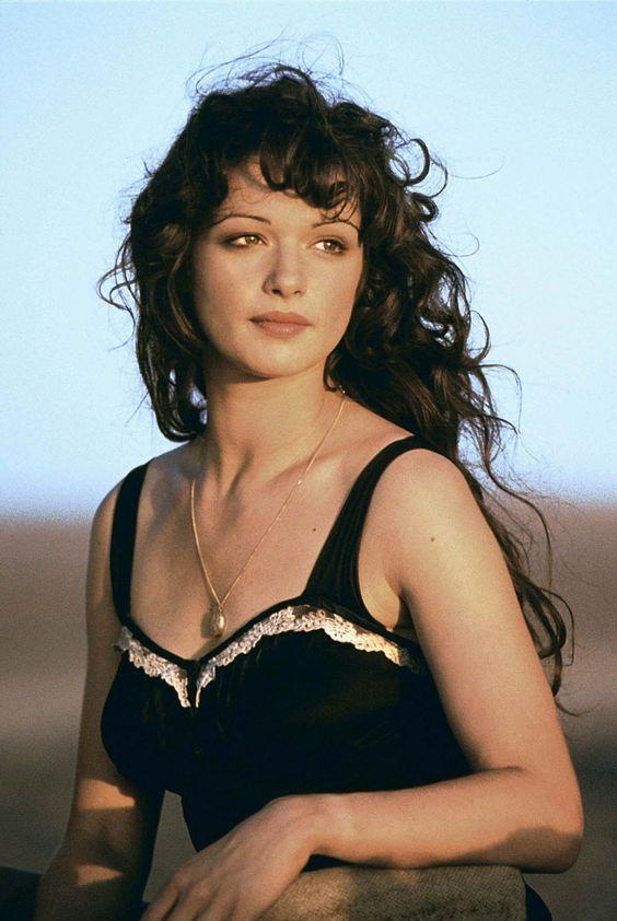C'mon no Rachel Weisz in 1999's The Mummy?
