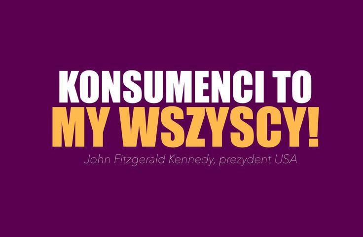 Dzisiaj Światowy Dzień Konsumenta, który w Polsce obchodzony jest od 2000 roku...