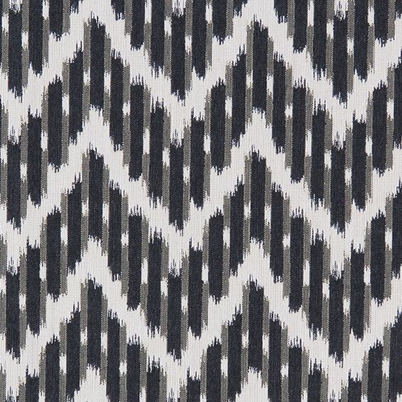 Forest Ikat col.Charcoal