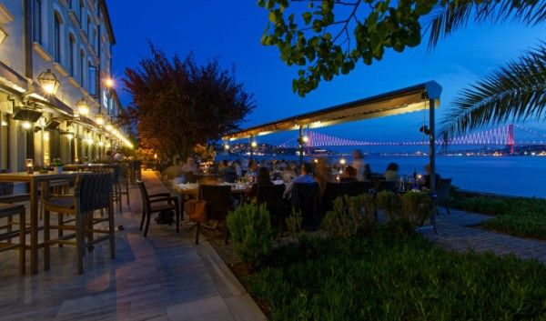 Istanbul Hotels with the Highest Traveler Ratings - http://outoftownblog.com/istanbul-hotels-highest-traveler-ratings/