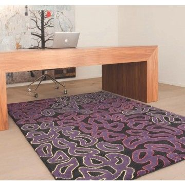 Alfombra Lana Arik 23 #Ambar #Muebles #Deco #Interiorismo #Alfombras   http://www.ambar-muebles.com/alfombra-lana-arik-23.html