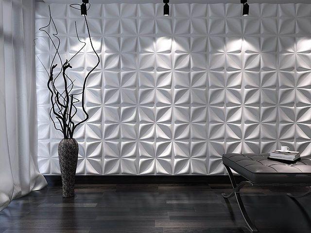 25 melhores ideias de placas de gesso no pinterest - Placas para paredes ...