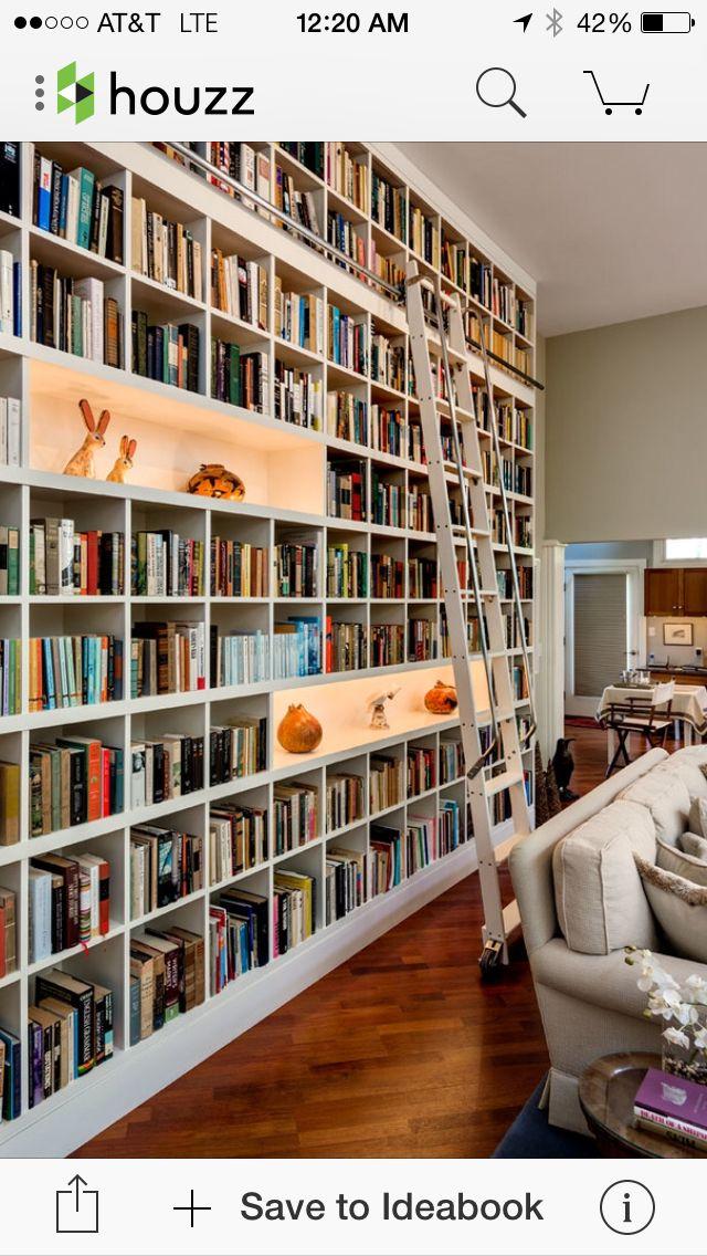 Wall family room