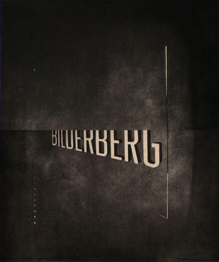 Tomasz Daniec ~ Bilderberg   aquatint