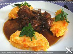 Irisches Bierfleisch - Irischer Rinderschmortopf