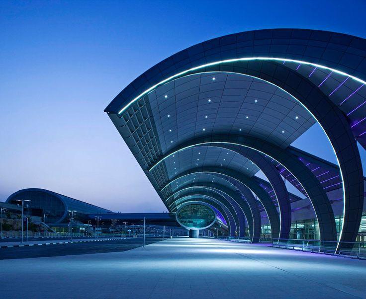Marvelous Creative Architecture Part - 14: Dubai Airport. Dubai ArchitectureAmazing ArchitectureArchitecture  DesignStadium ArchitectureCreative ...