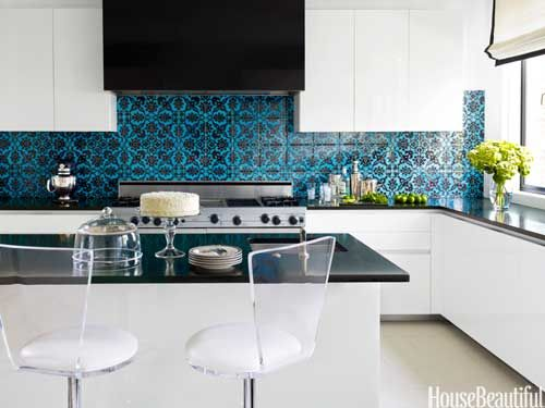 Dream kitchen tile