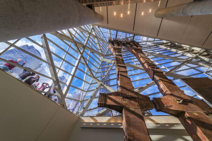 National September 11 Memorial Museum & Pavilion, Snøhetta