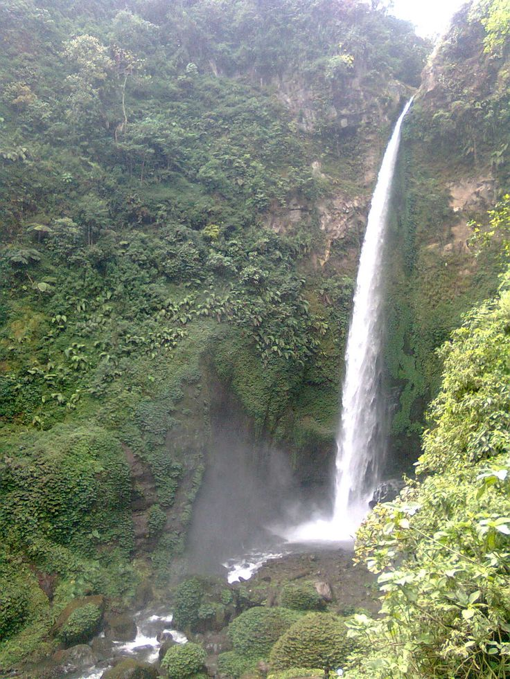 Coban Pelangi Waterfall Batu Malang