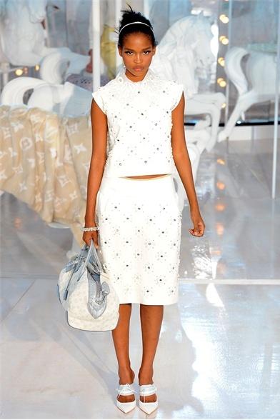 Louis Vuitton. S/S 2012