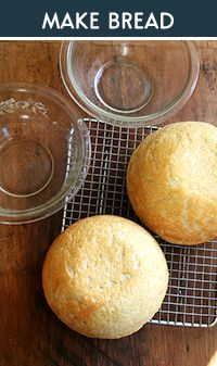 Makebread Alexandra Cook's Recipe - 'My Mother's Peasant Bread: The Best Easiest Bread You Will Ever Make