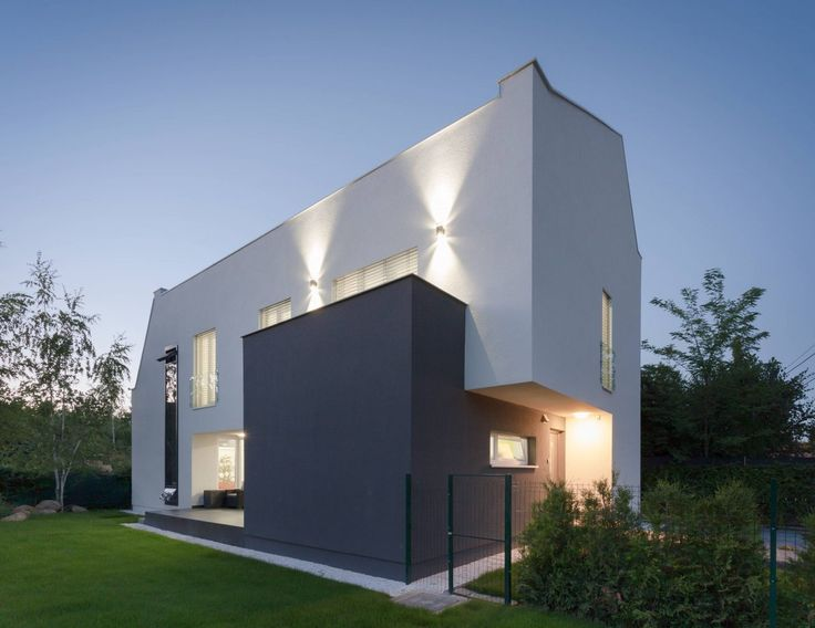 Wienerberger, e4 house, near Bucharest/Romania, Tecto Arhitectura © Wienerberger AG