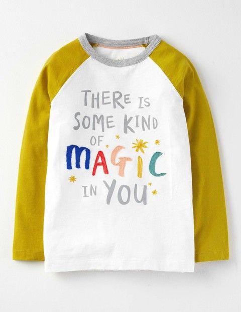 Magic Raglan T-shirt