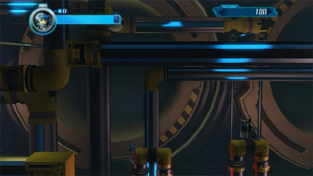 "July Development Update: Can you feel that icy breeze? | ""Mighty No. 9"" Official Site"
