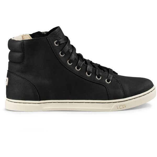 Ugg Gradie High Top Leather Sneaker