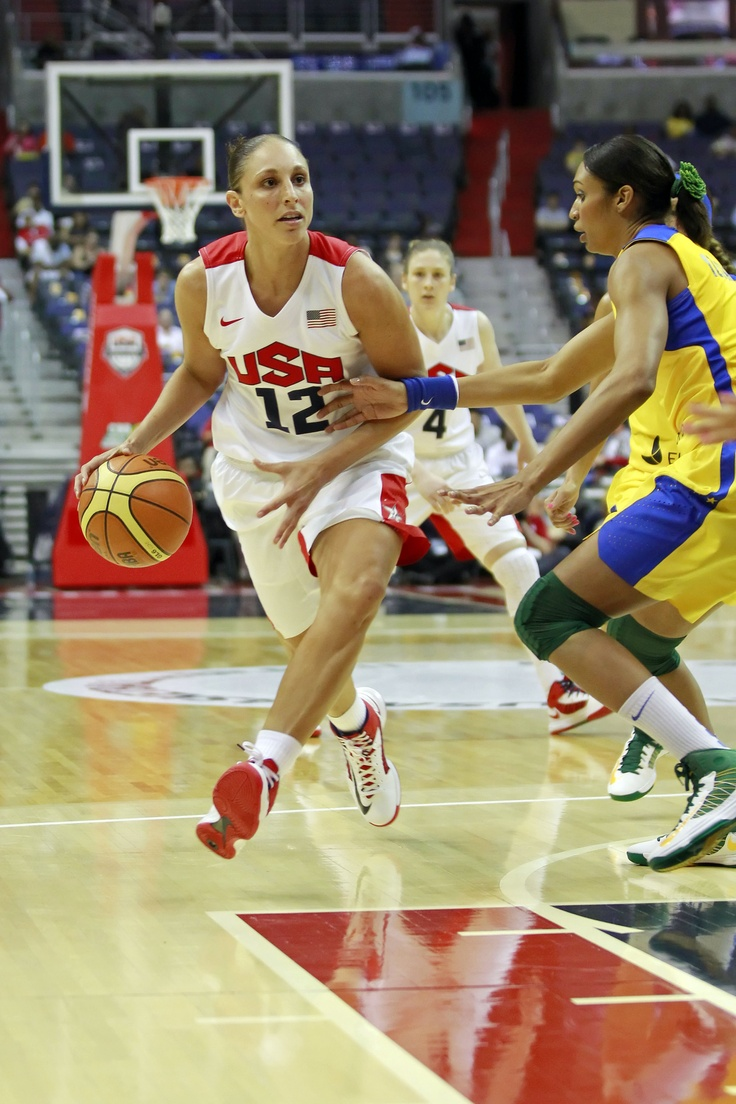 Diana Taurasi: 2012 USA Basketball Female Athlete Of The Year