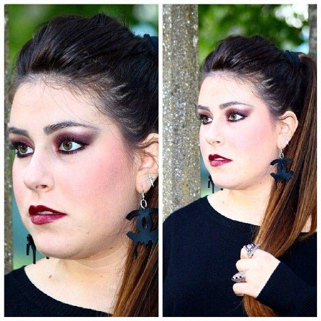#makeup #instamakeup #shooting #trucco #bordeaux #chanel #rings #instalike #instagrammer #igaaddicted #followme #igers #tagsforlikes #luigia #luisa