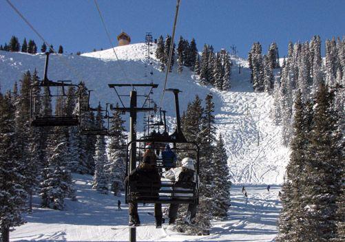 Skiing Wolf Creek Colorado | Wolf Creek Ski & Snowboard Terrain