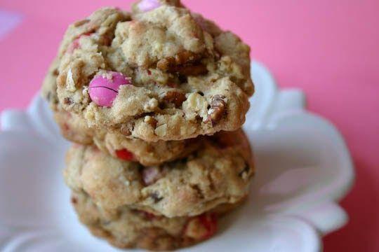 Bakergirl: Cowgirl Cookies.