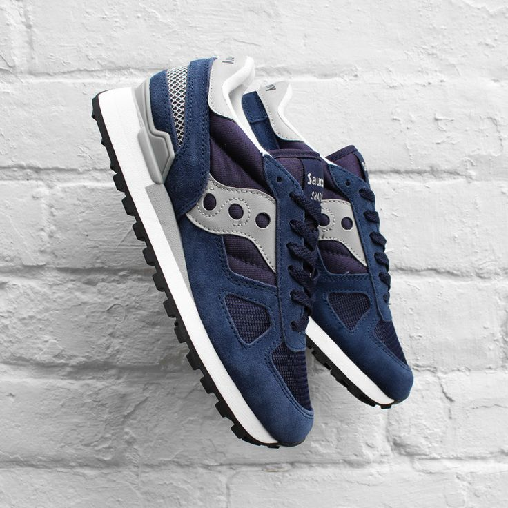 Saucony Shadow Original Navy / Grey £69.99