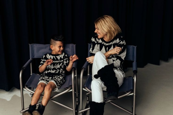 Catch Up with Natalie Bassingthwaighte & a Chi Khi $200 Giveaway - Mama Stylista