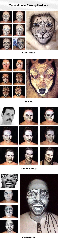 Maria Malone: Makeup Illusionist | Beautylish