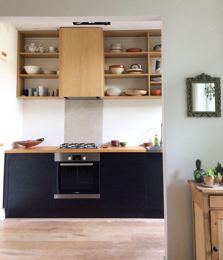 Keuken woonhuis Helpman Groningen - Studio Anderlicht