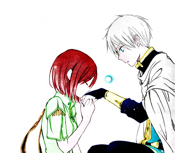 #Animecouple #Shirayuki #Zen #Wistalia #SecondPrinceofClarines #Coloredbyme #Toukowhitegraphic  Ita: Se la prendi, mettere i crediti.. grazie. Eng: If you take it, put the credits .. thanks.