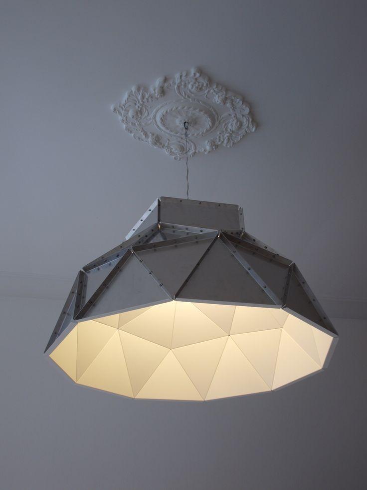 Lampshade Apollo by Romy Kühne for DARK