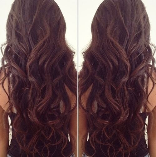 So doing these loose curls for picture day tomorrow!!