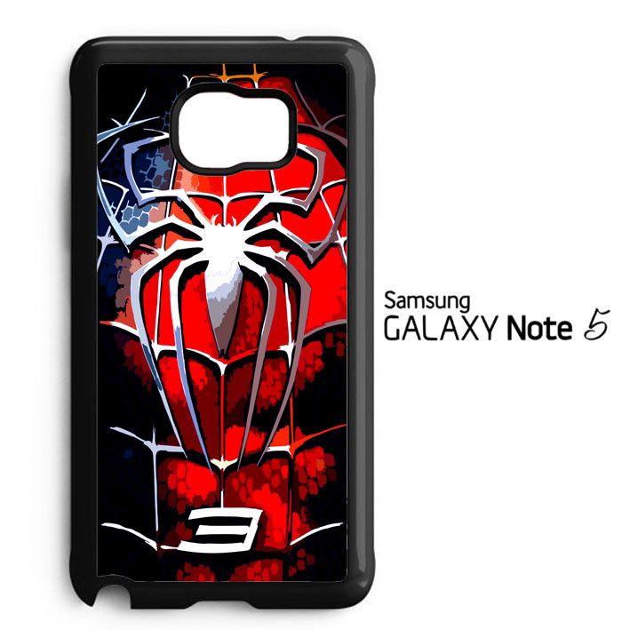 spder man 3 chest R0141 Samsung Galaxy Note 5 Case
