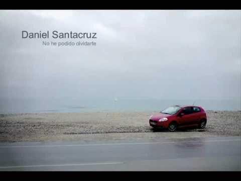Daniel Santacruz - No he podido olvidarte - YouTube