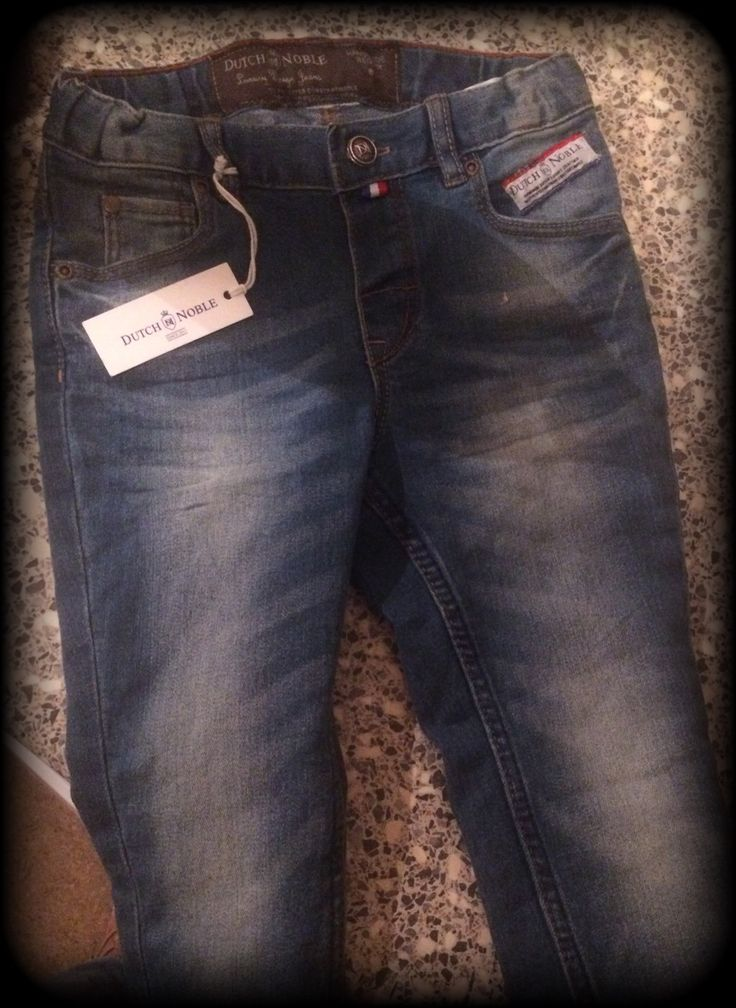 Kid's.      € 129,- Costomer  Hand made europe Dutch-Noble jeans