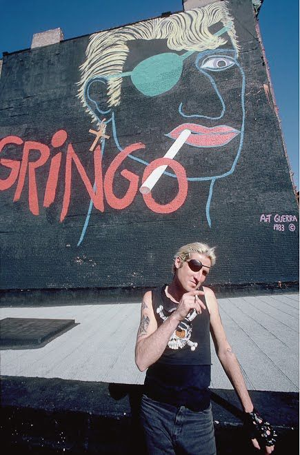 John Spacely Gringo Story Of A Junkie Old School Nyc