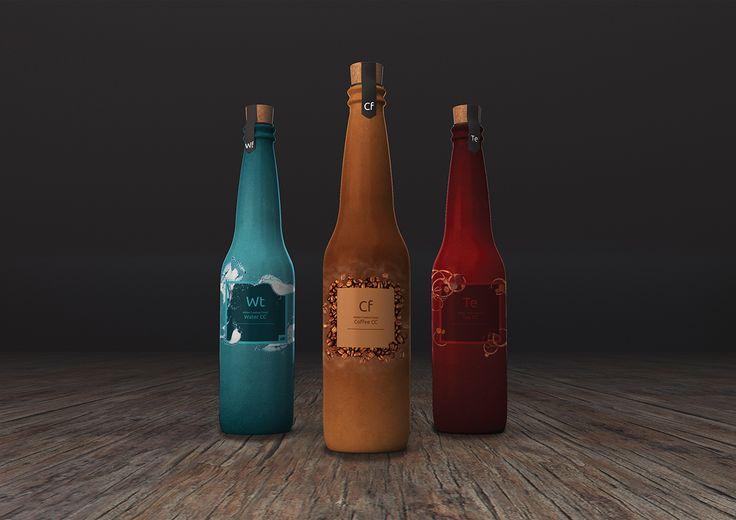 Adobe Drink on Behance