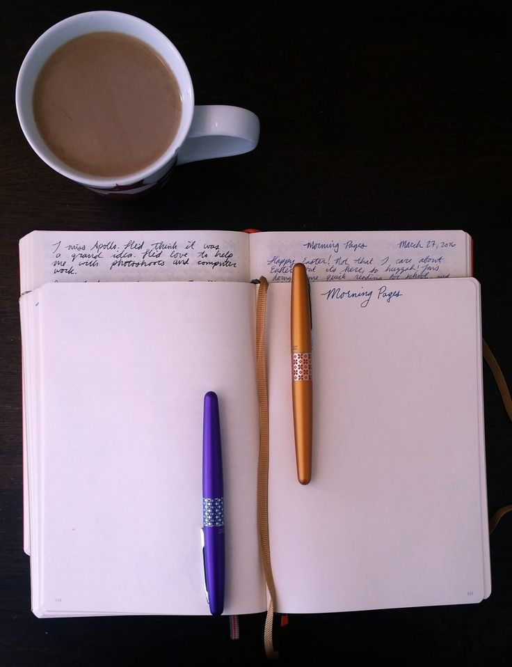 What are Morning Pages? How One New Habit Changed My Life
