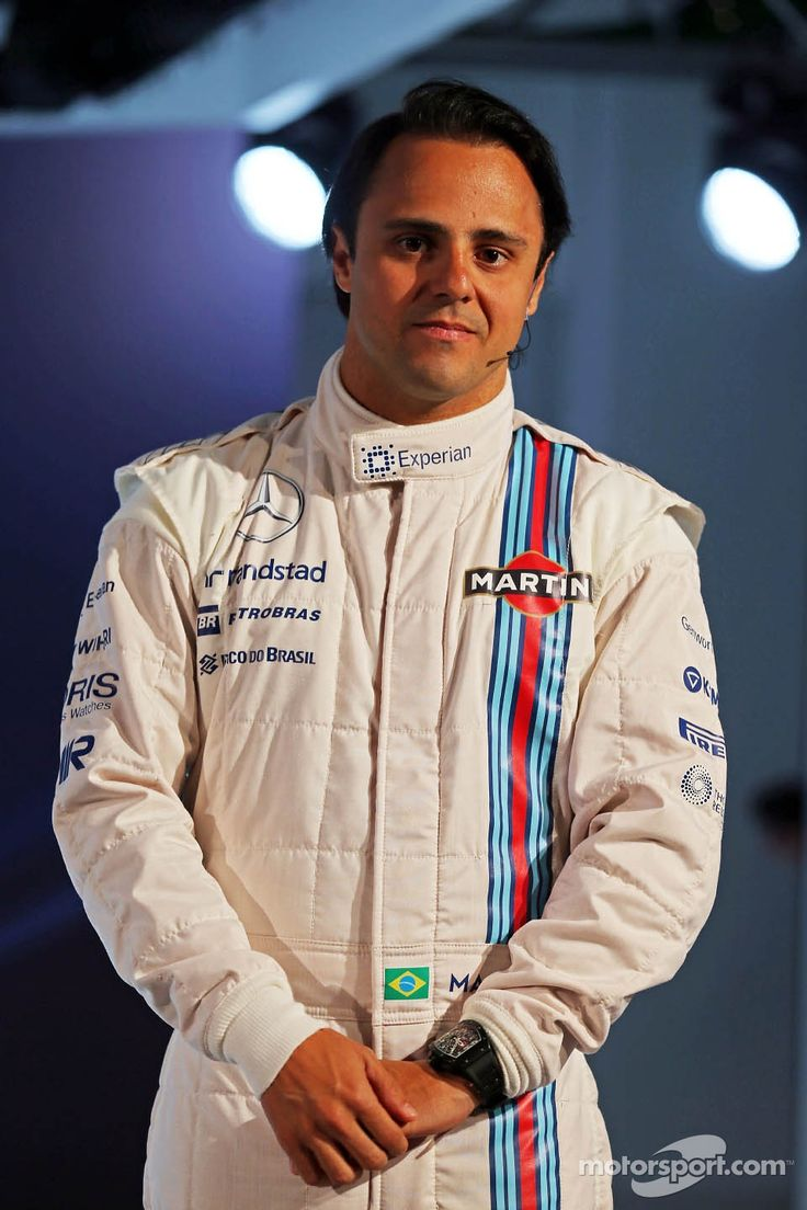 Felipe Massa, Williams Martini F1 Team