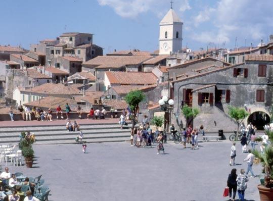 Capoliveri, Isola d'Elba #Tuscany #Italy