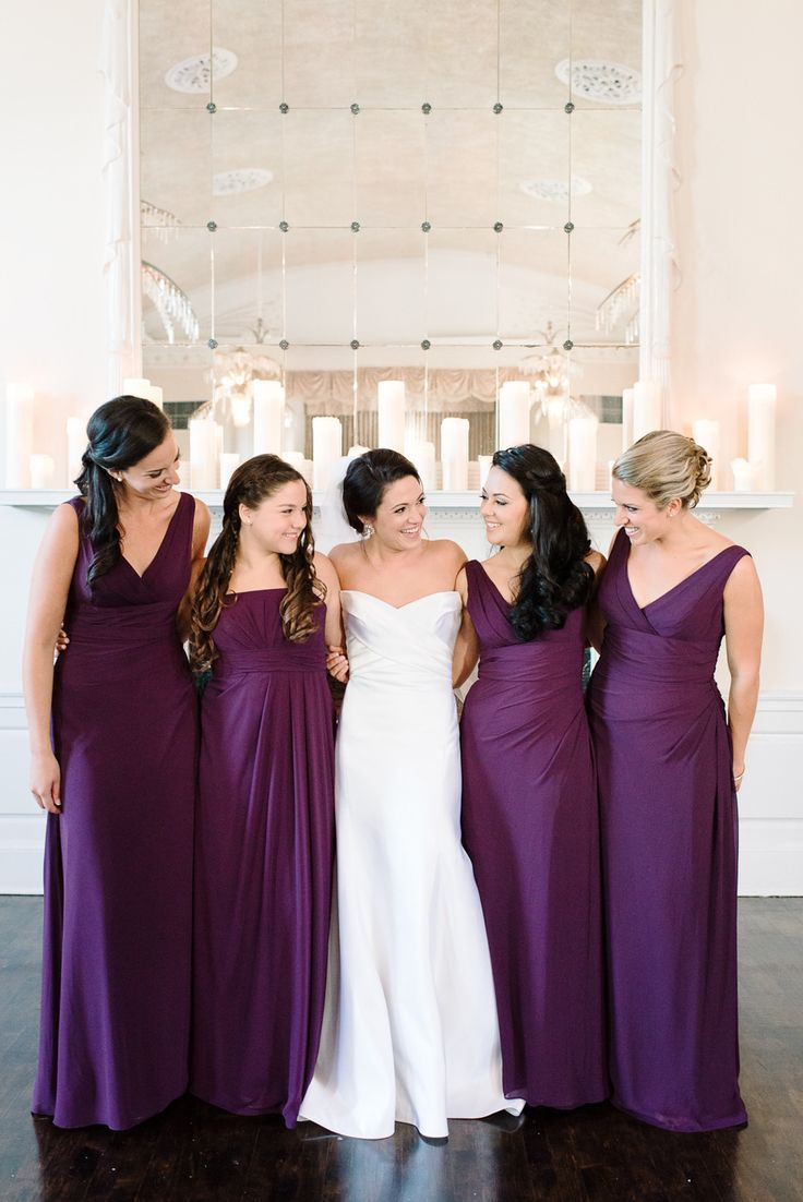 794 best bridesmaid dresses images on pinterest marriage bridesmaids see the wedding on smp httpstylemepretty ombrellifo Images