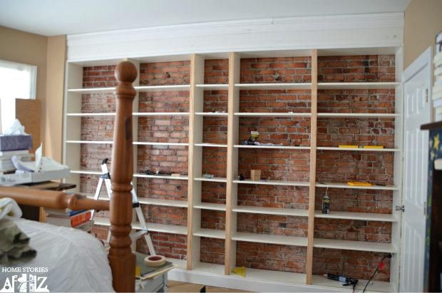 Build Bookcases Billy Built In Bookshelves Custom Built