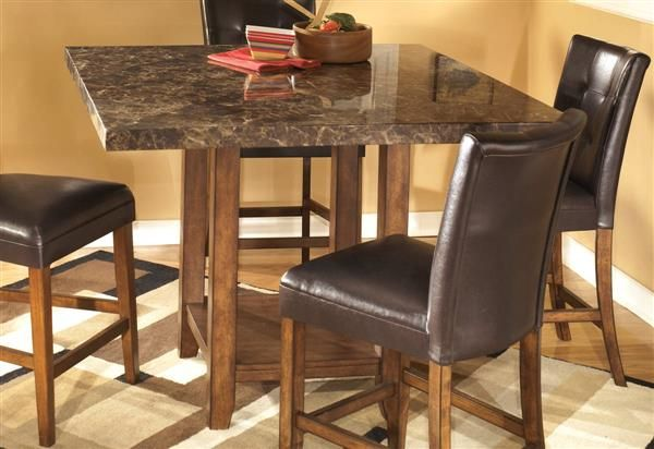 Marlo Furniture Marble Dining Room Sets