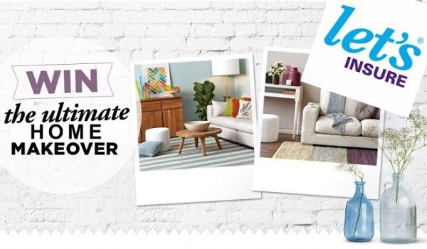 It's a time to give your home completely new looks with free money.  #Sweepstakes #Win #Big #HomeMakeover #GiftCard