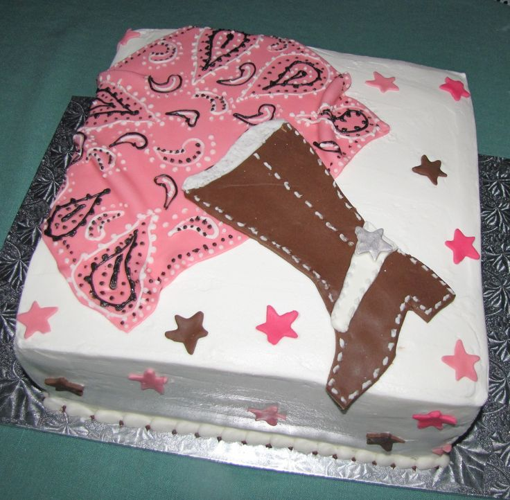 Cowgirl Baby Shower Cakes: 94 Best It's A Cowgirl Images On Pinterest