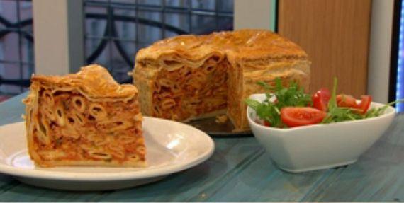 Simon+Rimmer+Maltese+Timpana+Pasta+Pie+Recipe+on+Sunday+Brunch