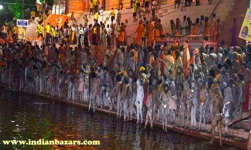 First Sahi Snan Images(Simhastha 2016, Ujjain)